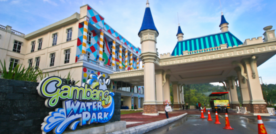 Bukit Gambang Resort City – Gambang Water Park Promotion 2014
